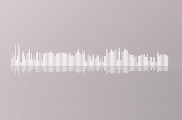 audio waves visual