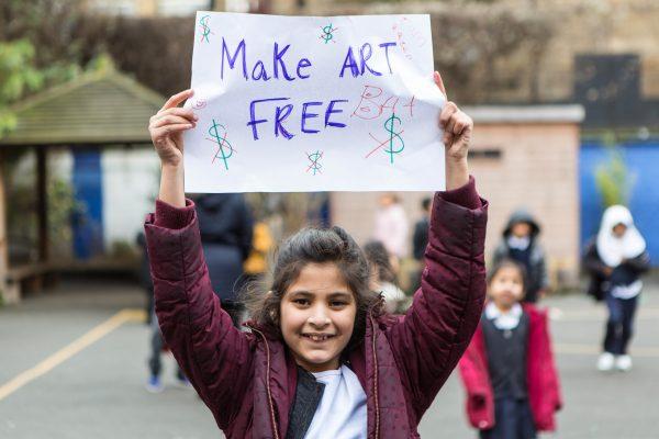 Make art free!