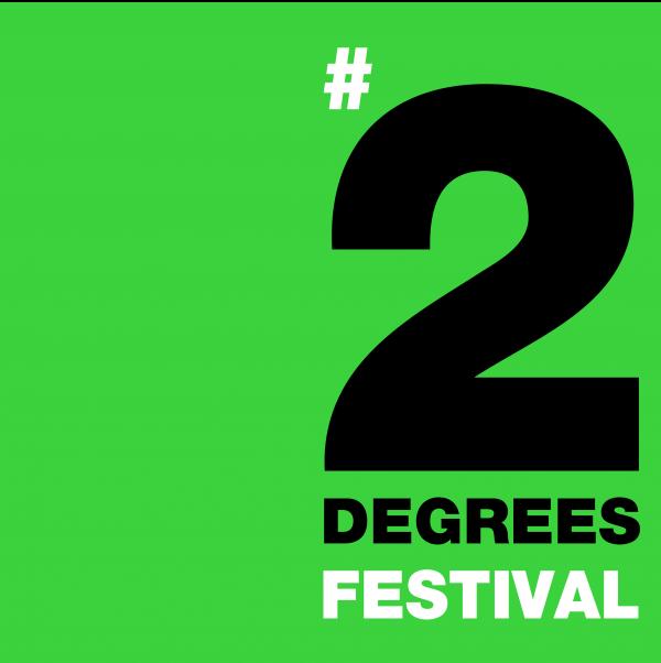2 Degrees Festival logo