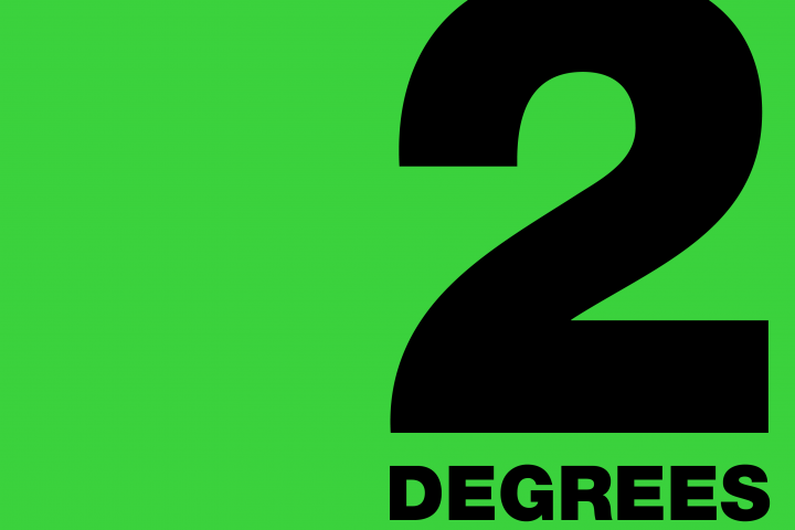 2 Degrees Festival logo