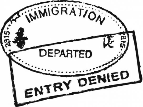 Immigration - Entry denied