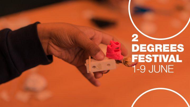 2 Degrees Festival brochure