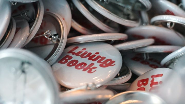 Living Book badges