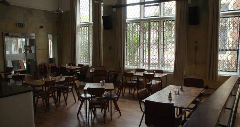View of the Arts Bar & Café