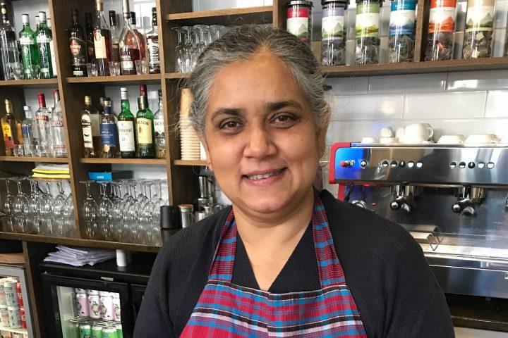 Maher Anjum in Toynbee Arts Bar and Café