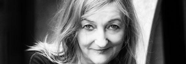 Black and white photo of Nevenka Koprivšek