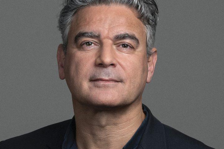 Portrait of Karim Benammar