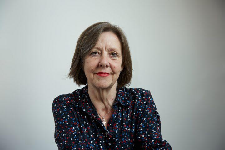 Portrait of Deborah Chadbourn